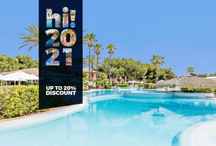 Early booking hotel blau colonia sant jordi maiorca
