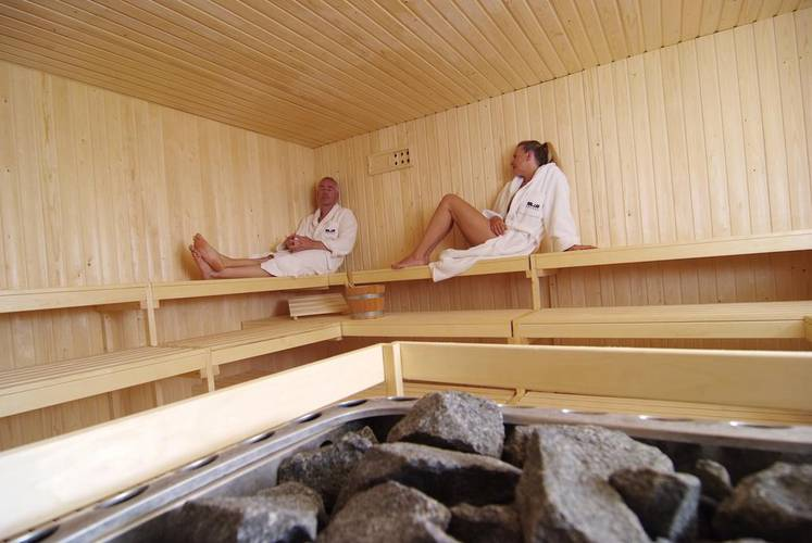 Sauna blau colonia sant jordi resort & spa majorca