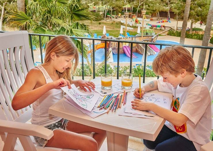 Junior suite blau colonia sant jordi resort & spa mallorca