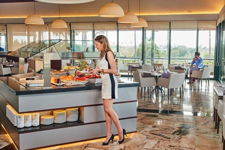 Restaurant blau colonia sant jordi resort & spa mallorca