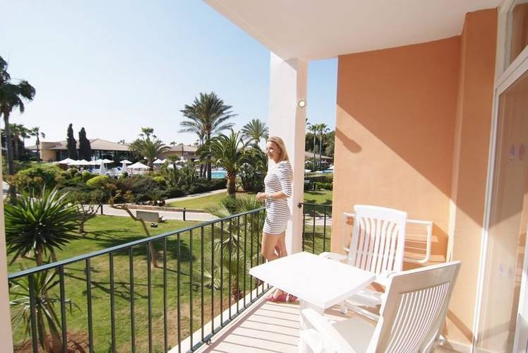 Terrace blau colonia sant jordi resort & spa majorca