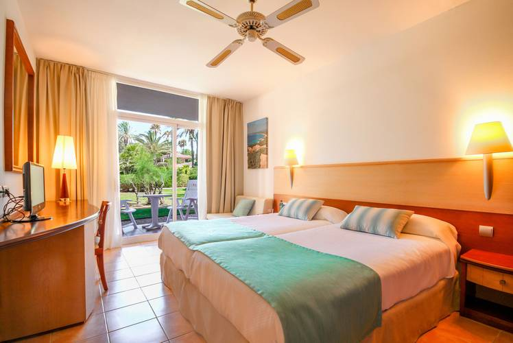 Superior double room blau colonia sant jordi resort & spa majorca