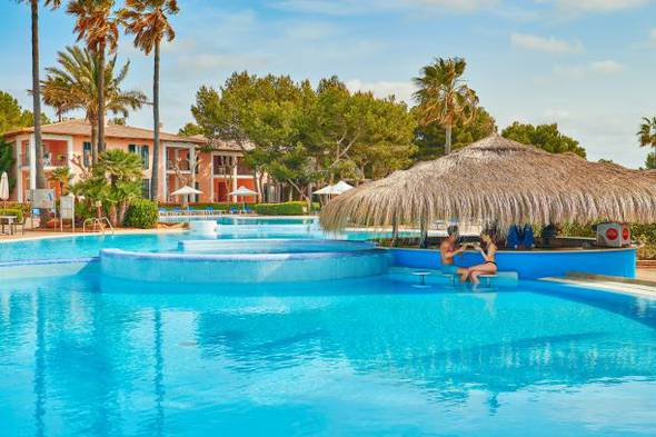 Day pass & night pass blau colonia sant jordi resort & spa майорка