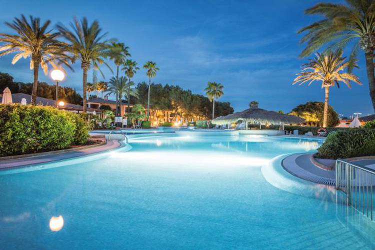 Outdoor swimming pool blau colonia sant jordi resort & spa majorca