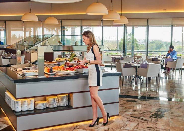 Buffetrestaurant blau colonia sant jordi resort & spa mallorca