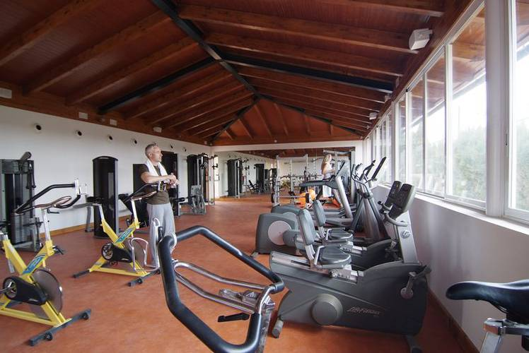 Gym blau colonia sant jordi resort & spa majorca